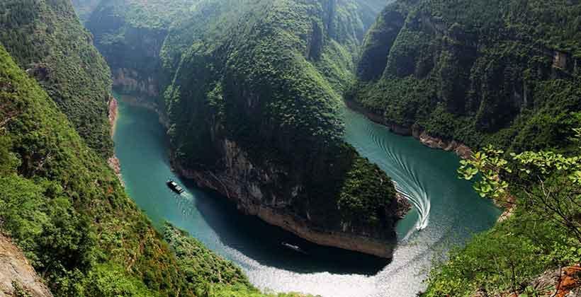 สายเลือดแห่งจีนลุ่มแม่น้ำแยงซีเกียง (The Yangtze Three Gorges)